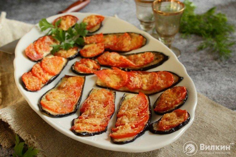 готовая овощная закуска
