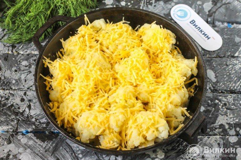 сырный слой