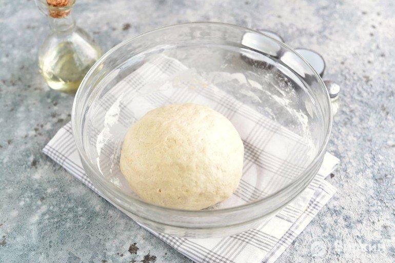 подготовленное тесто