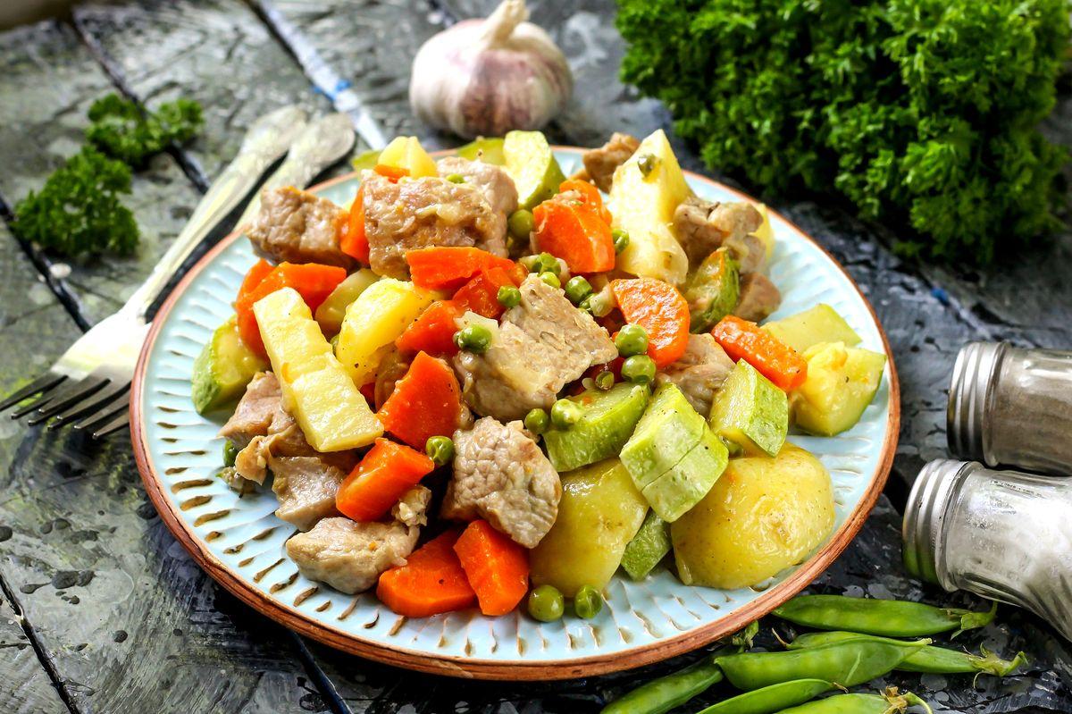 диетические блюда из мяса рецепты с фото что может остановить