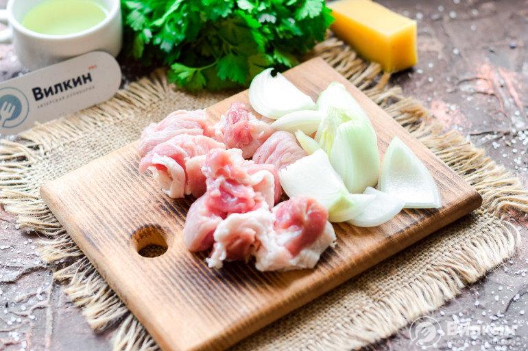 подготовка мяса
