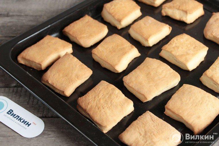Печенье на рассоле от огурцов по рецепту