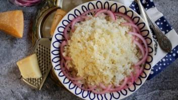 рис с сыром