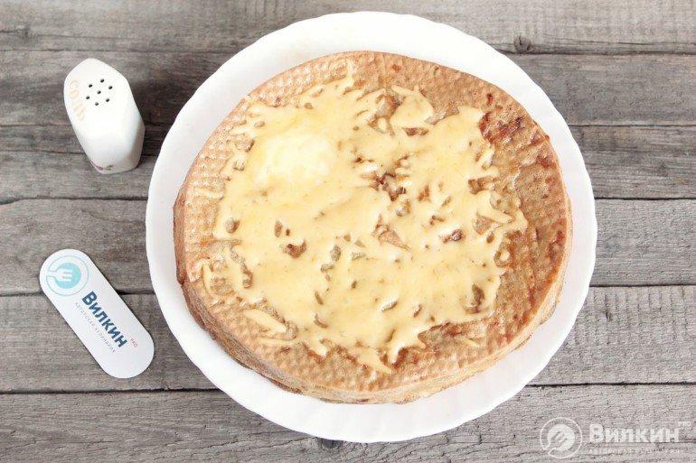 плавка сыра