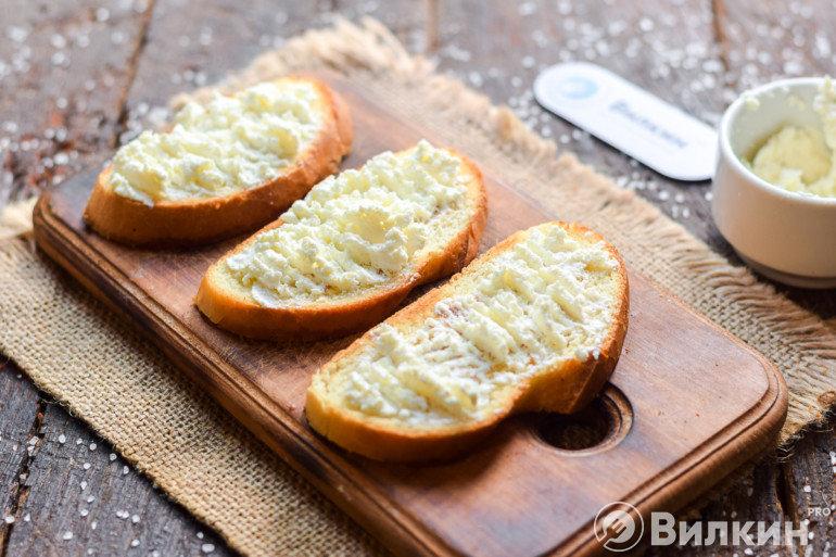 намазка сыра