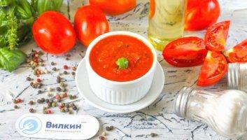 соус из помидоров и базилика