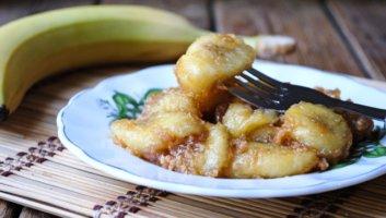 карамельные бананы