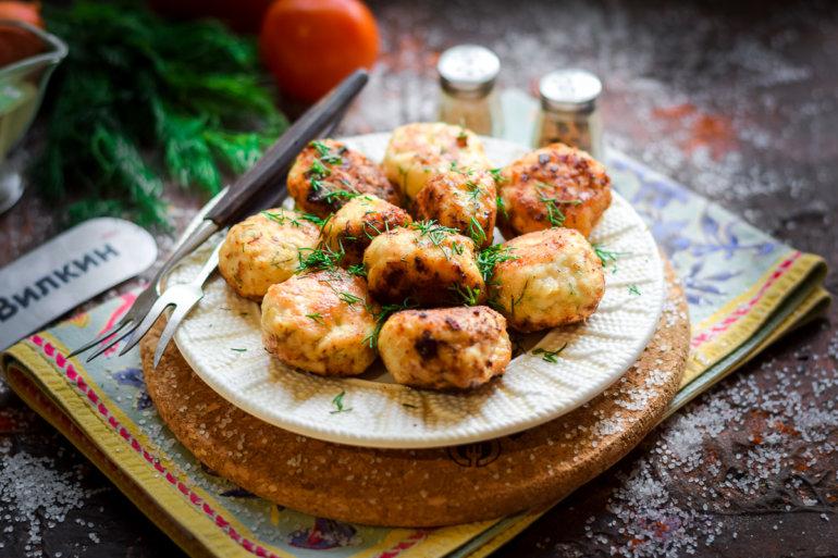 куриные фрикадельки