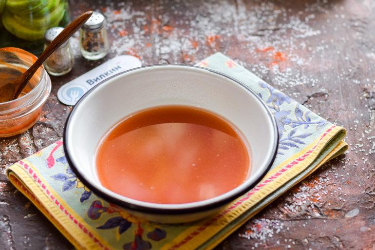 маринад из кетчупа чили