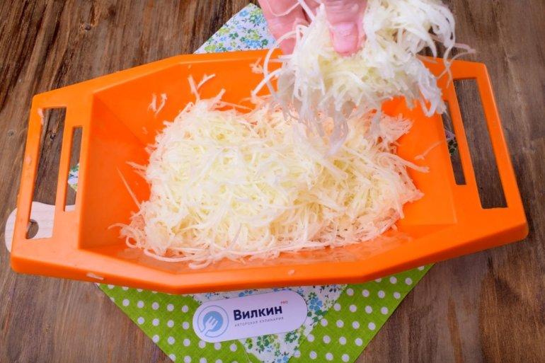 кабачковые спагетти