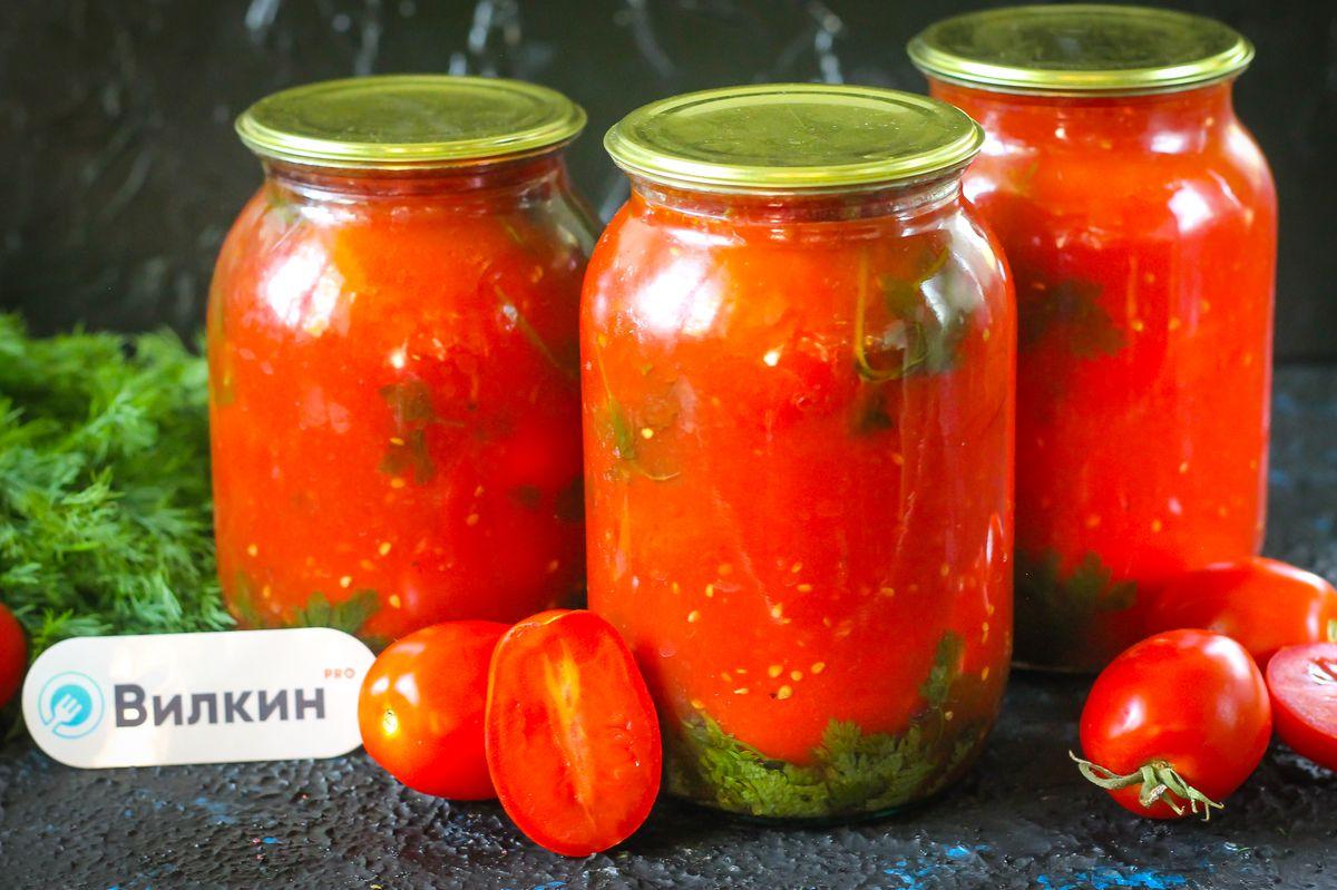 грузоподъемность помидоры в собственном соку рецепт с фото разных