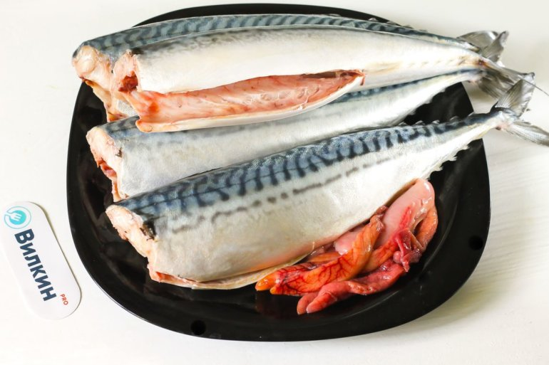 чистка рыбы