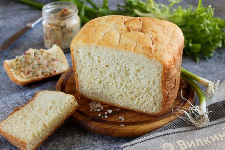 буханка белого хлеба