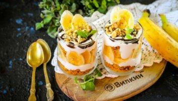 десерт из бананов