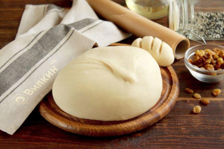 Тесто на дрожжах для булочек в хлебопечке
