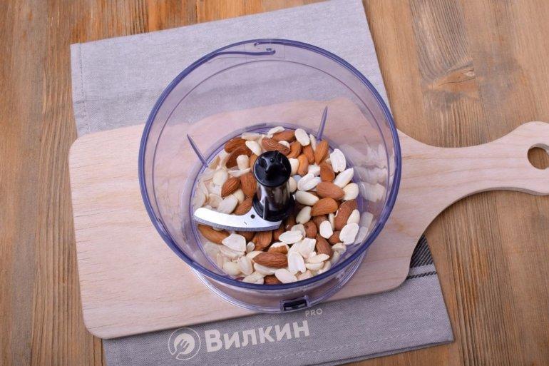 орехи в чаше