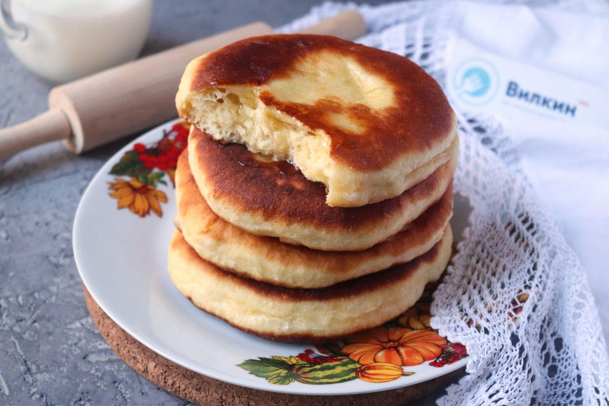 лепешки жареные на сковороде рецепт с фото последовательность пределах наименования