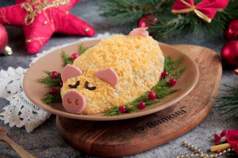 вкусная свинка для новогоднего стола 2019