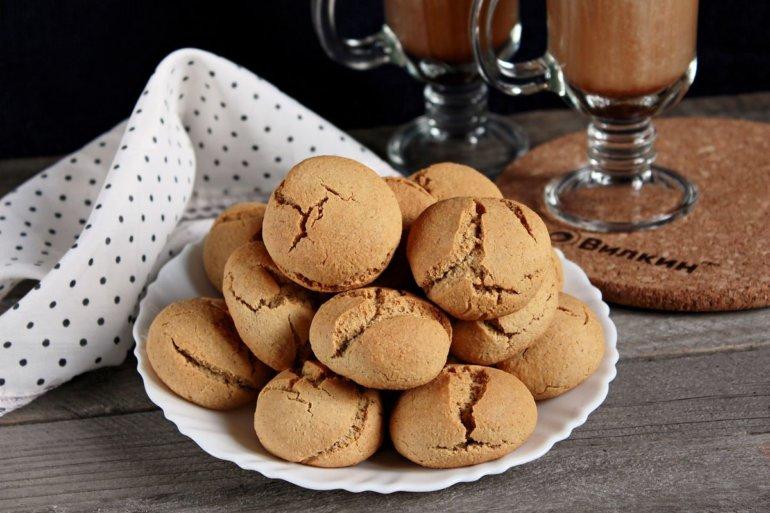 очень вкусное печенье к чаю