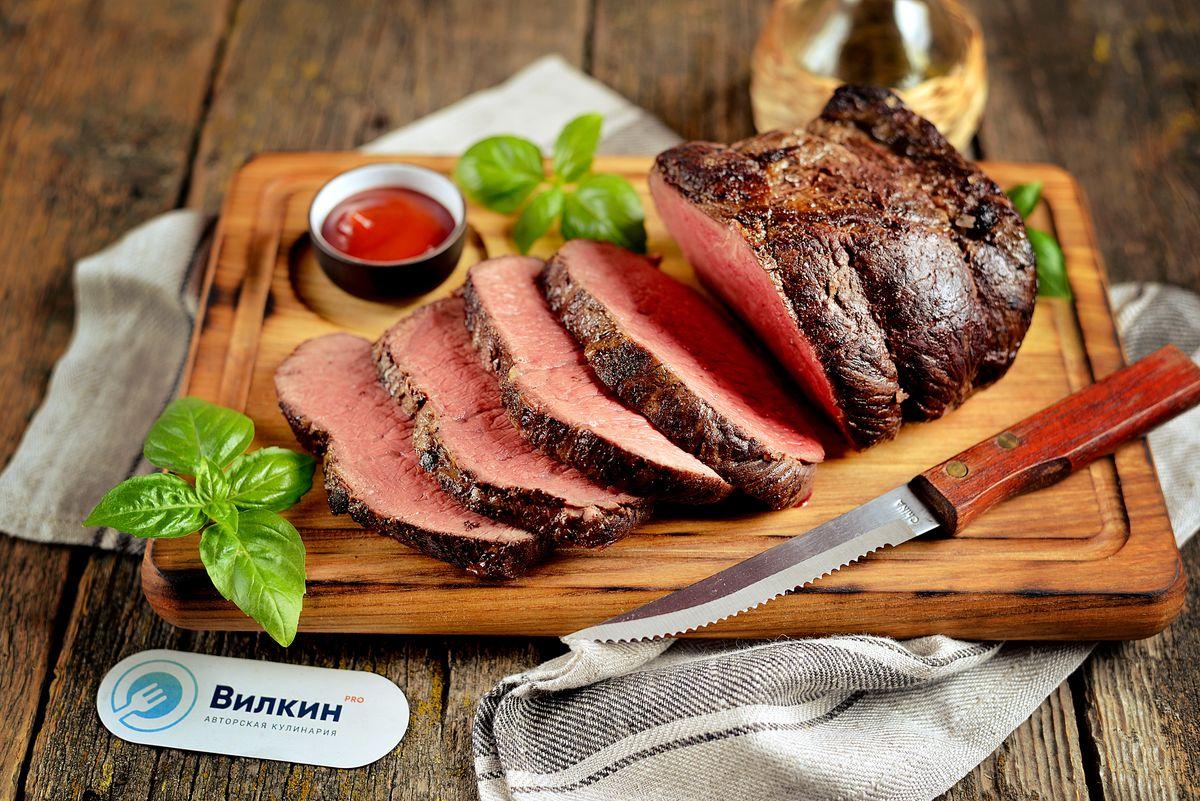 совсем другой говяжий ростбиф рецепт с фото рецепт пибимпапа