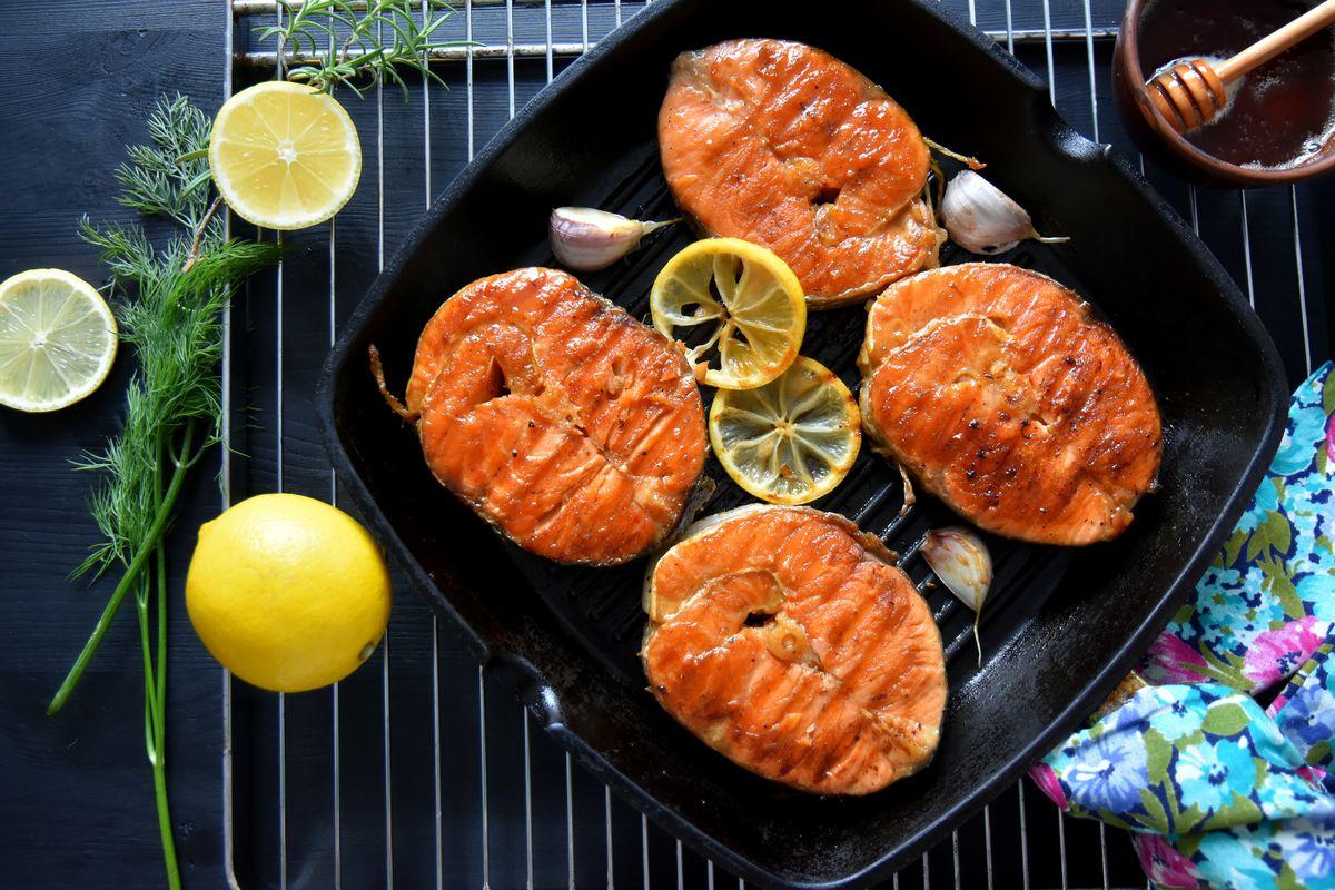 секунду сомневается рецепты блюд на сковороде гриль с фото рекомендации