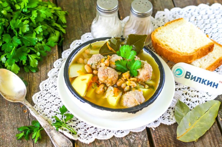 порция супа