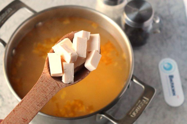 бруски плавленого сыра