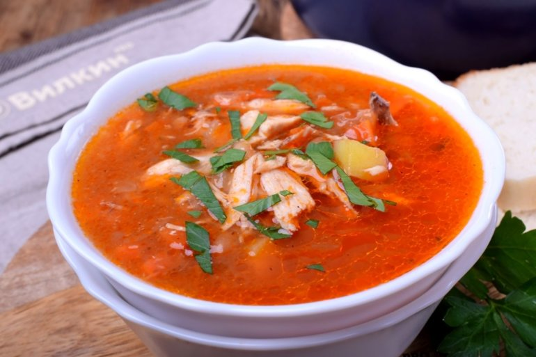 экономный суп