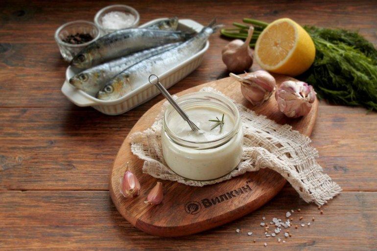 готовый маринад для запекания рыбы