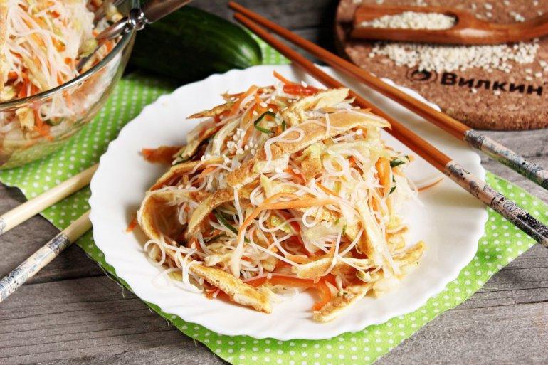 корейский салат в домашних условиях