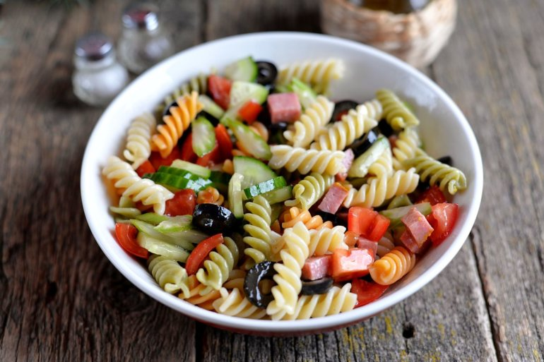 заправка макаронного салата