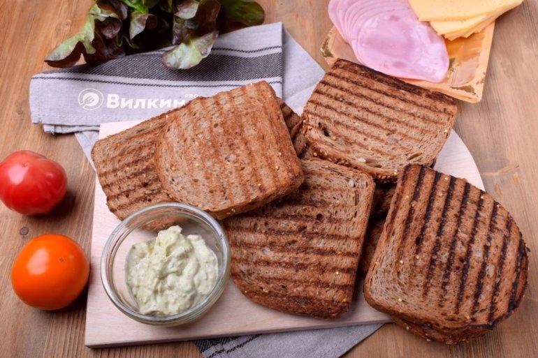 поджаренный хлеб