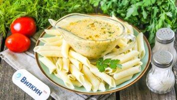 сметанный соус для макарон