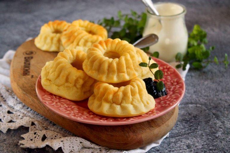 нежные сырники на завтрак