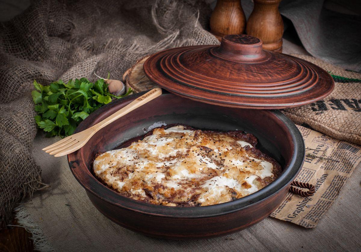 приготовление дерунов с мясом и сметаной