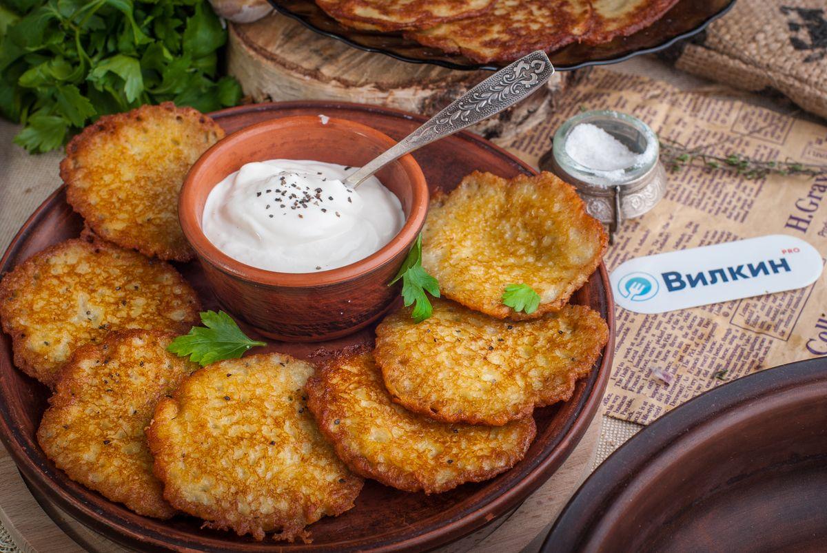 Драники из картошки пошаговый рецепт с фото