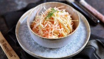 салат из корня сельдерея с сыром