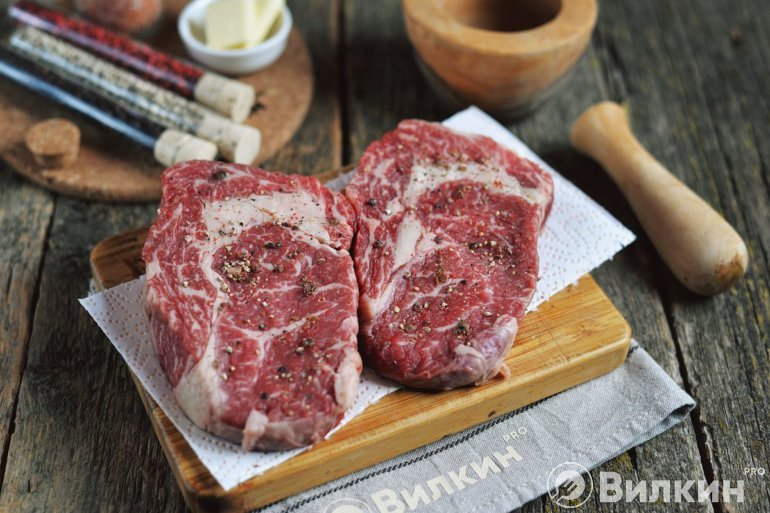 обсыпка мяса специями