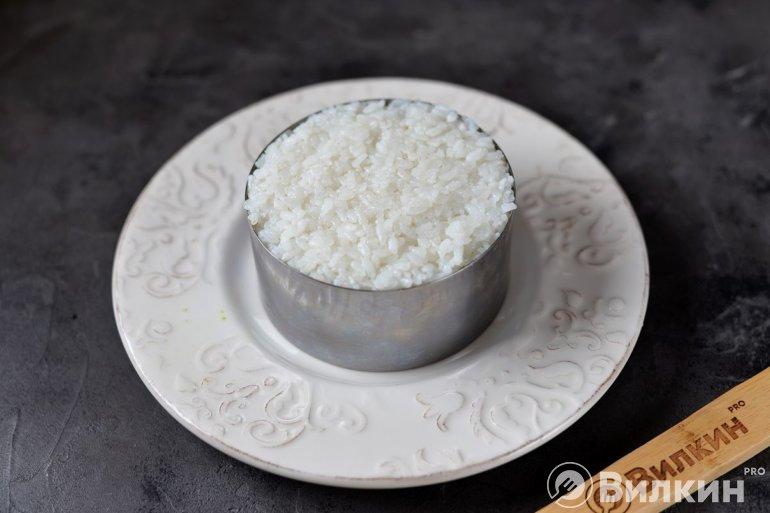 рисовый слой