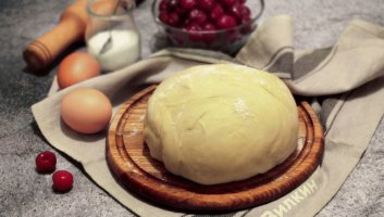 тесто для пирога в хлебопечке