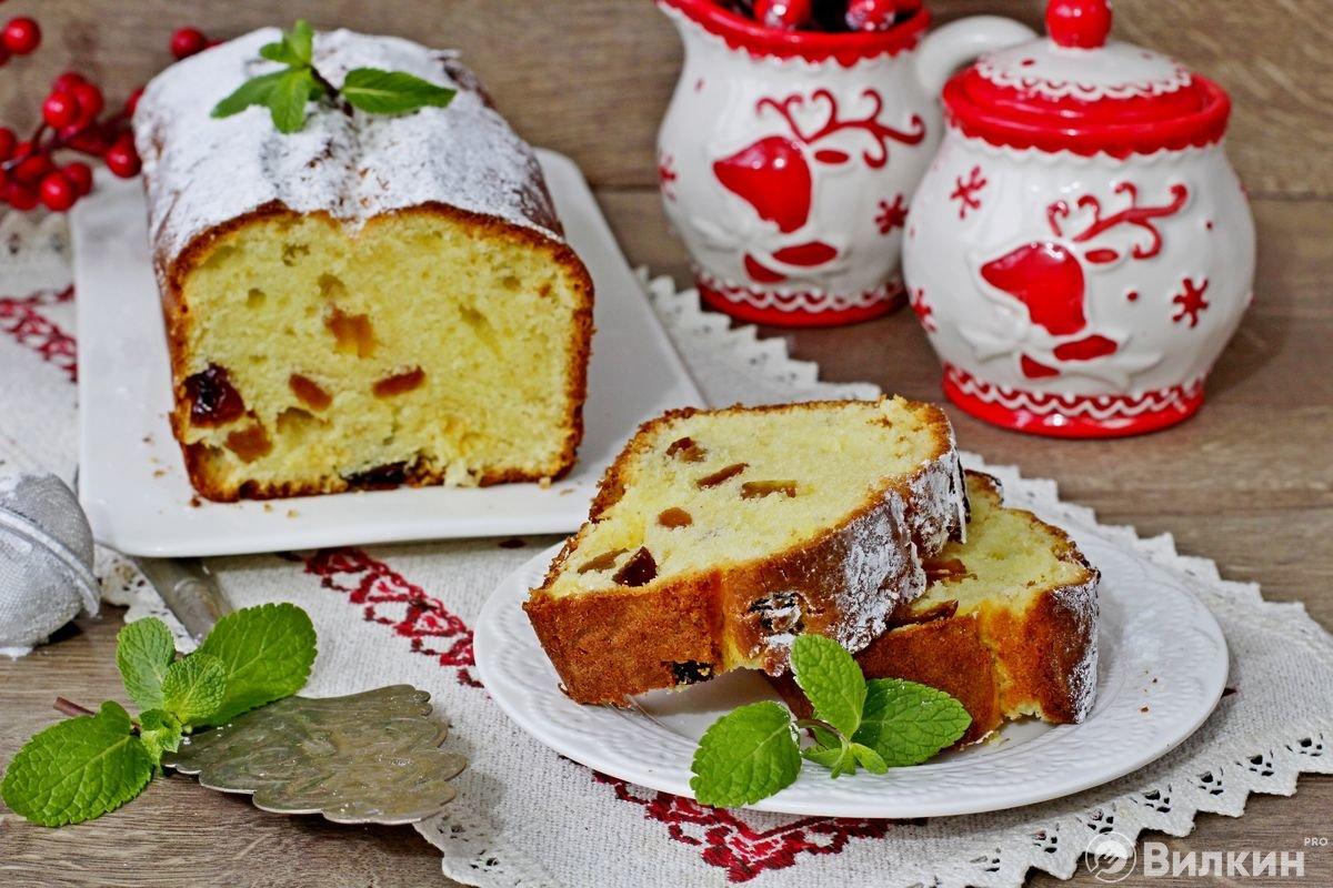 кекс из творога рецепты с фото типовых