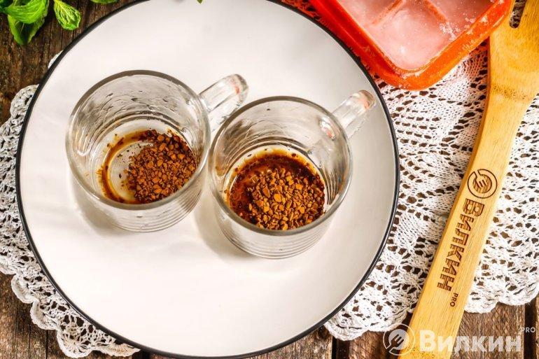 кофе в кружках