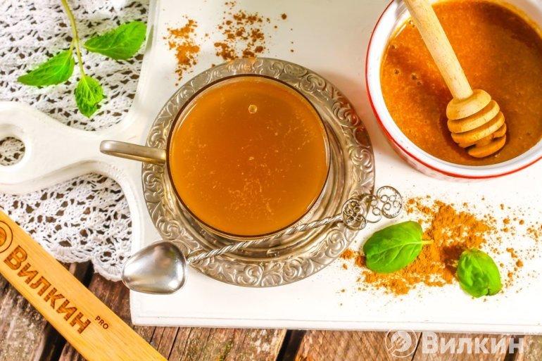 Рецепты похудения на основе меда