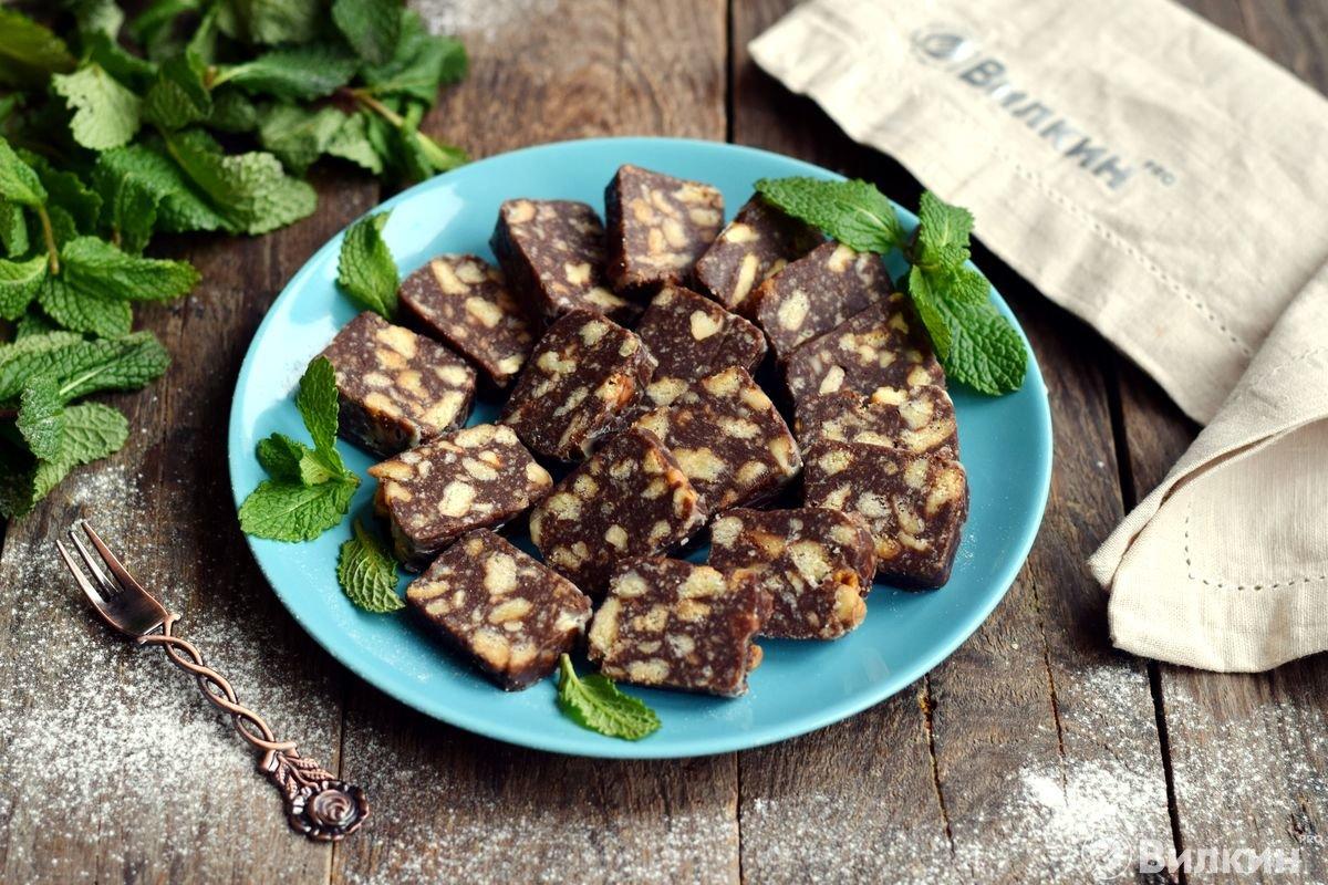 теплыми шоколадные колбаски из печенья рецепт с фото черепа, символическая