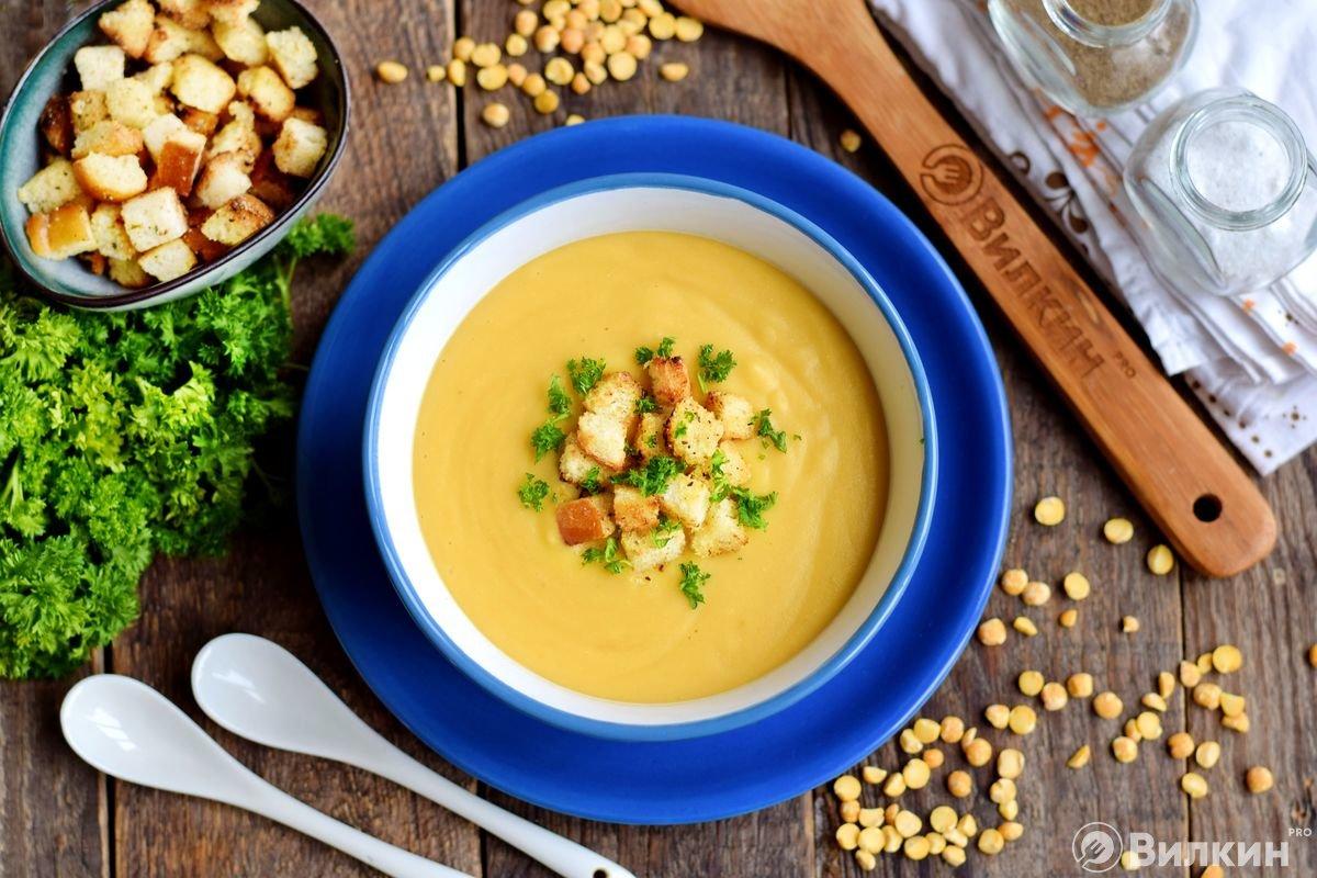 Суп пюре рецепты с фото пошагового
