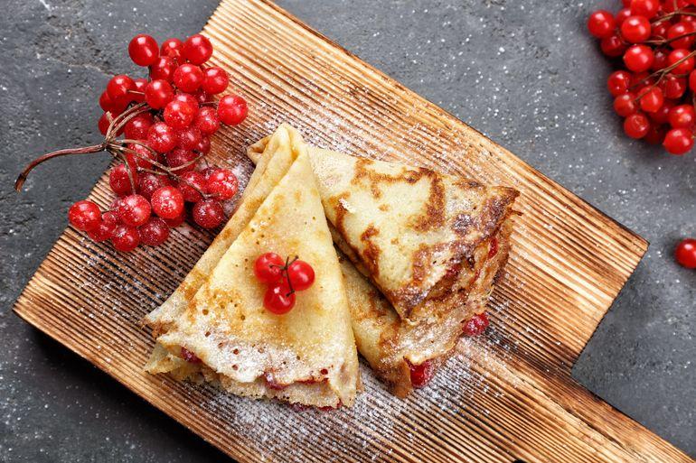 Применение ягоды калины в кулинарии