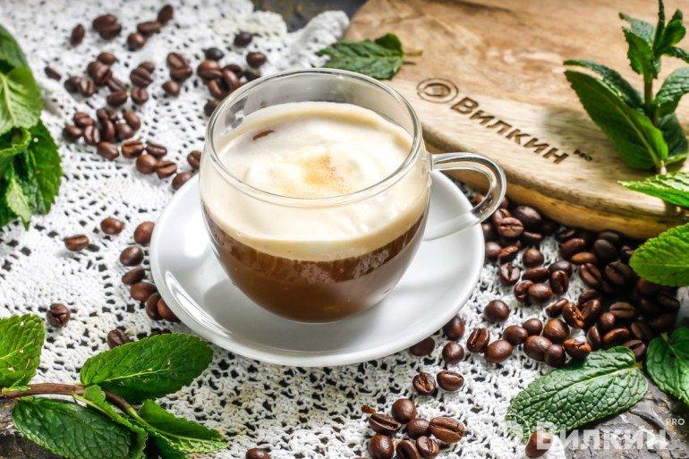 Заливка кофе