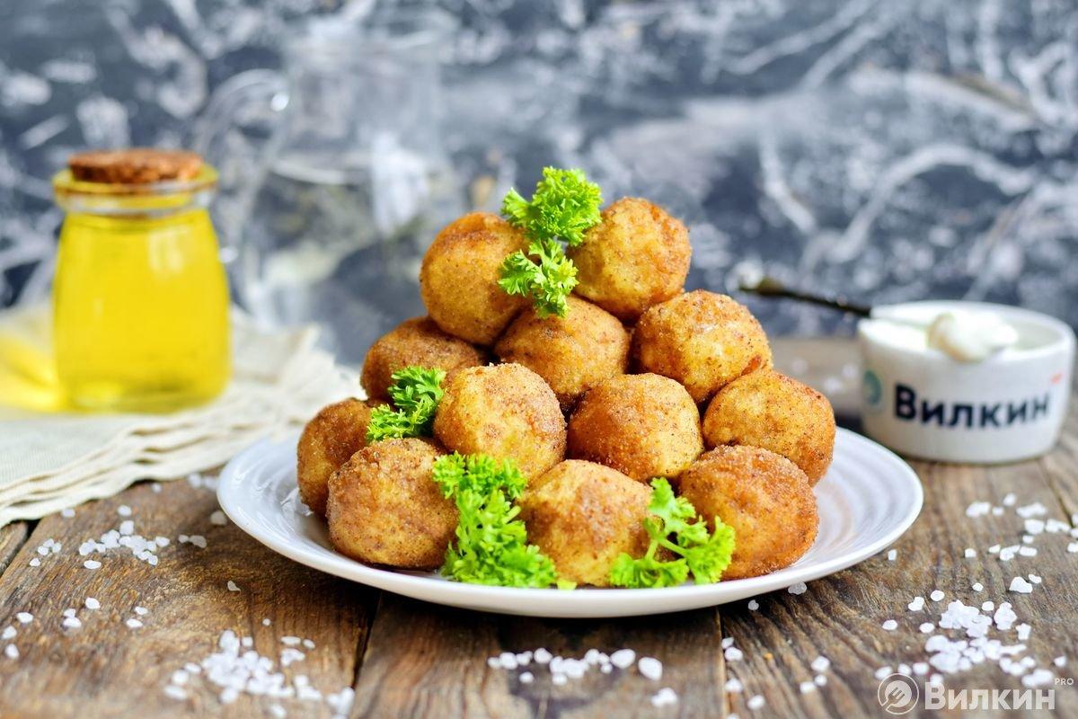 произошедшее, крокеты картофельные рецепт с фото пошагово кафе часто подавали