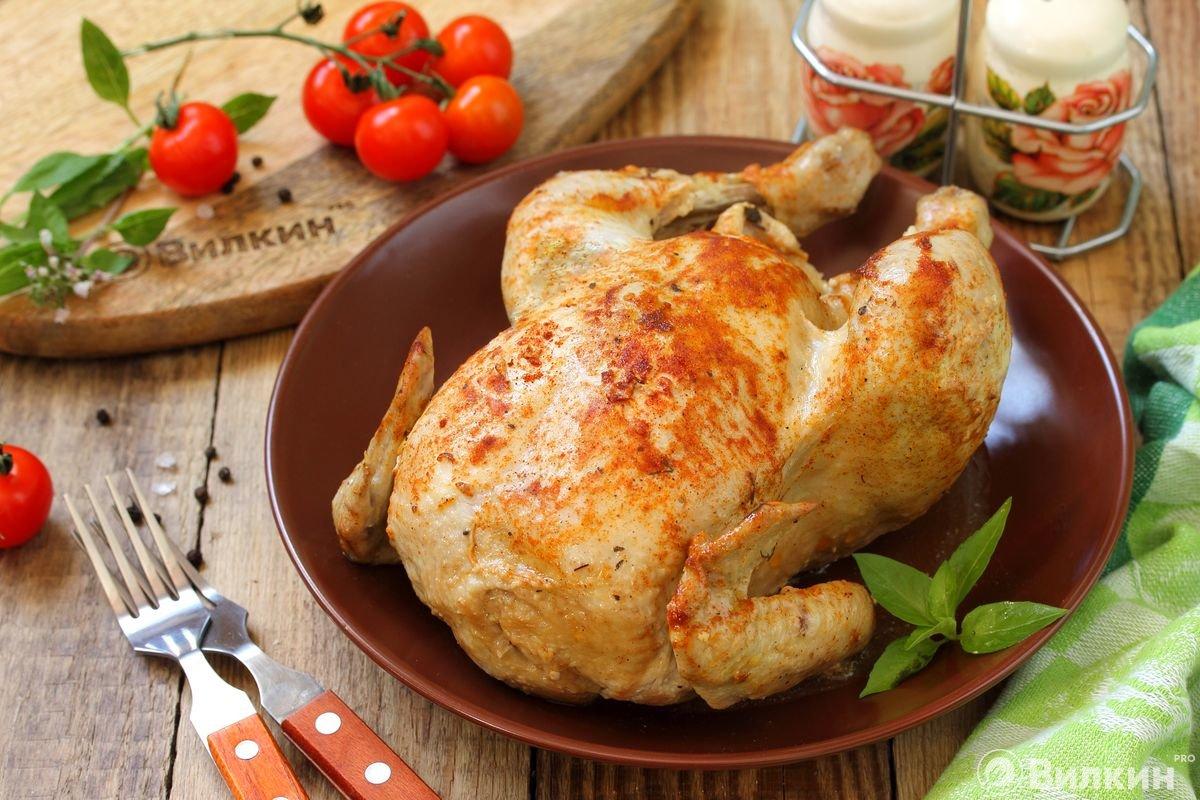 приготовление курицы в картинках подключение происходит без