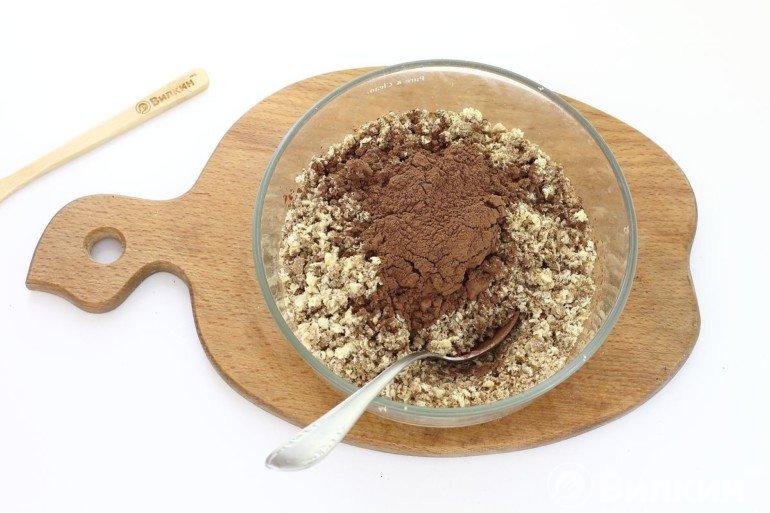 Вафли с какао
